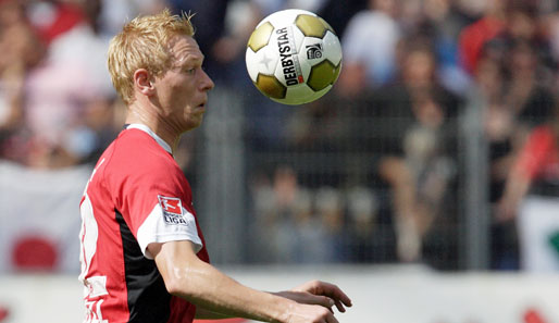 Mikael Forssell stand bereits bei Chelsea, Birmingham City und Crystal Palace unter Vertrag