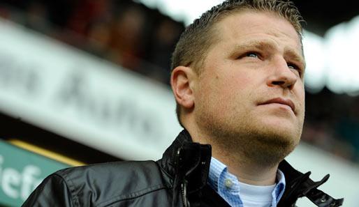 <b>Max Eberl</b> übernahm im Oktober 2008 das Amt des Sportdirektors bei Borussia <b>...</b> - max-eberl-514