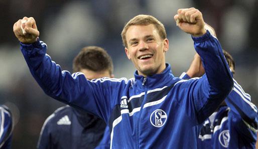 Schalke Neuer Ausrüster