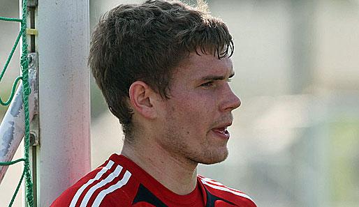 Philipp Lahm von Rekordmeister Bayern München hat Torwart <b>Thomas Kraft</b> den ... - thomas-kraft-philipp-lahm-514