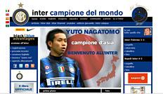 inter mailand homepage
