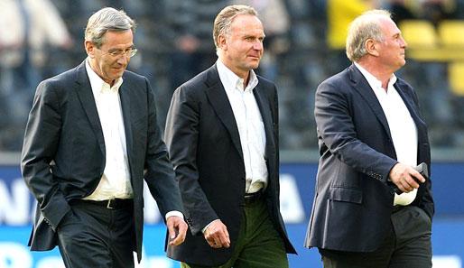 Hopner, Hoennes, Rummenigge - Bayern 2013