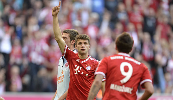Thomas Müller wurde in Barcelona gesichtet