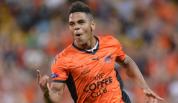 Kwame Yeboah gilt als vielversprechendes Offensiv-Talent