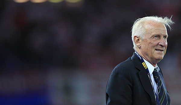 Giovanni Trapattoni war zuletzt Nationaltrainer Irlands