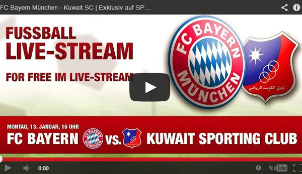 fußball live stream at