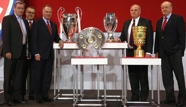Fc Bayern Vorstand