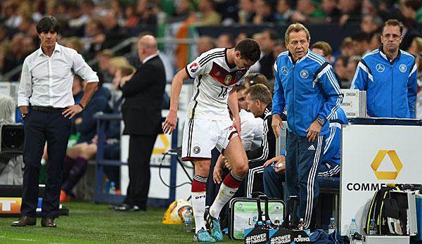 Julian Draxler Verletzung