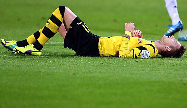 Reus Verletzung Heute