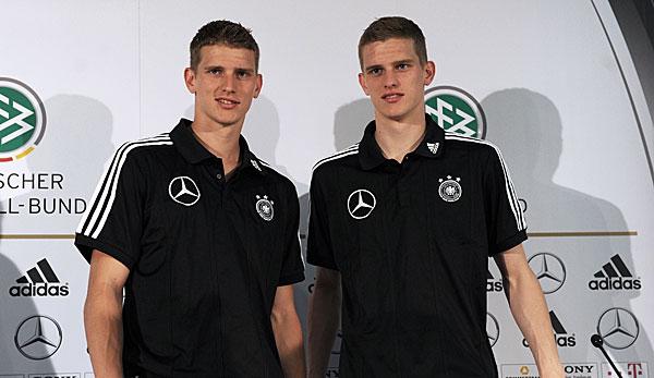 bender zwillinge fussball
