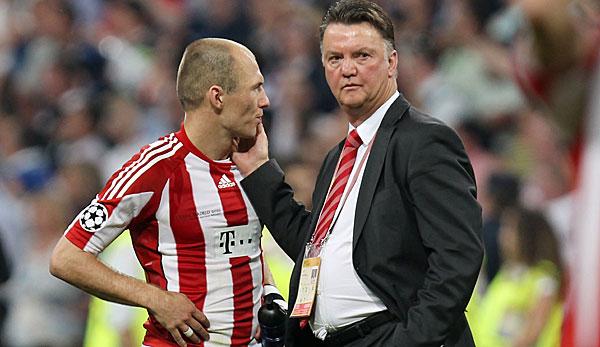Van Gaal ist der perfekte Trainer