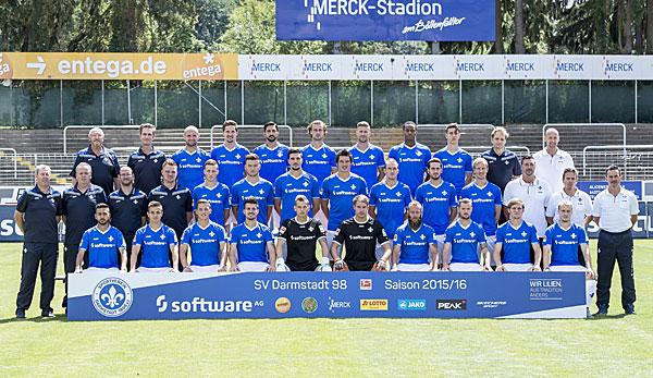Sv Darmstadt 98 Tabelle