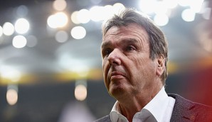 Heribert Bruchhagen will ein neues System in der Bundesliga