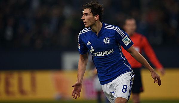Schalke: Goretzka will mehr Verantwortung