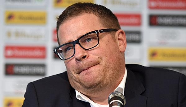 <b>Max Eberl</b> fühlt sich vom angeblichen Interesse des FC Bayern an seiner ... - max-eberl-600
