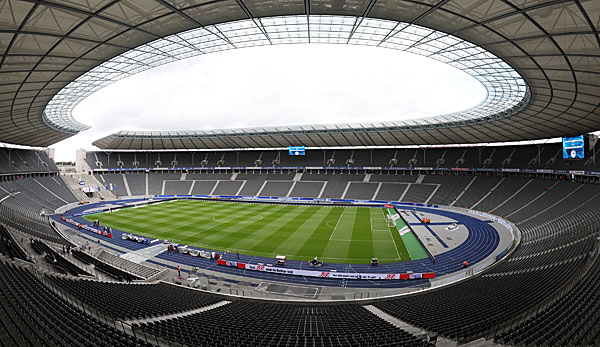 Hertha Stadion Sitzplätze