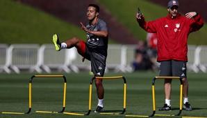 FC Bayern: Thiago zurück im Training