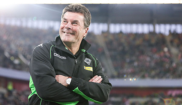 Hecking glaubt an Frings als Trainer
