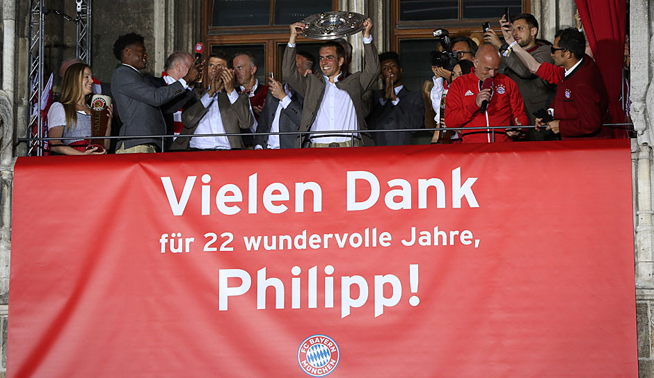 ... Philipp Lahm