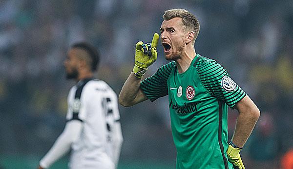 Eintracht: Hradecky-Verbleib wieder offen