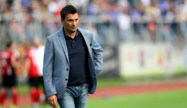 Christian Heidel widerspricht Schalkes Trainer Domenico Tedesco