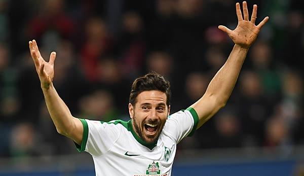 Pizarro nach Köln? Das ist dran