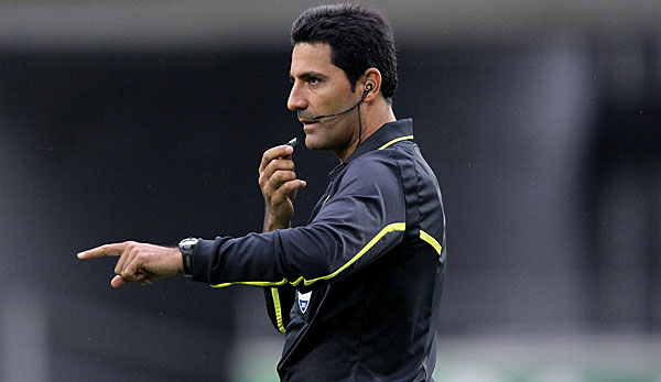 Babak Rafati war einst Bundesliga-Referee