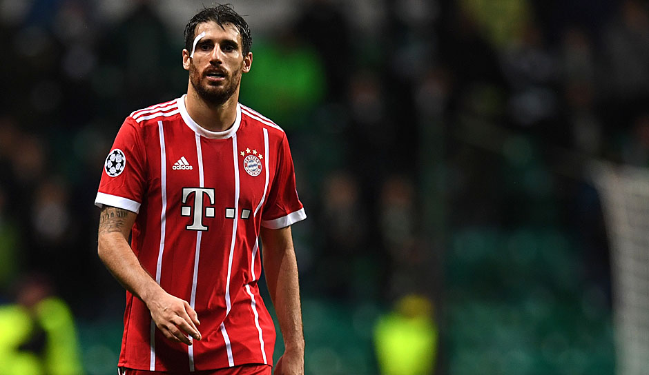 Defensives Mittelfeld: Javi Martinez