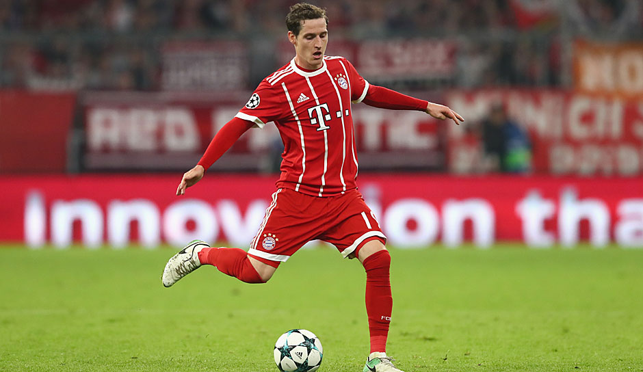Defensives Mittelfeld: Sebastian Rudy