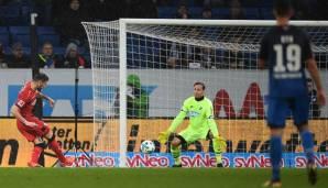 Leverkusens Alario: Sieggarant in Teilzeit