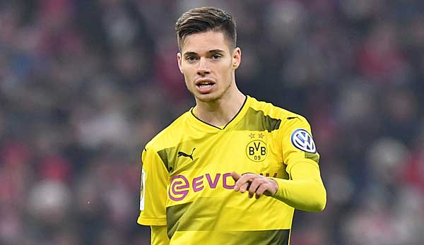 Dortmunds Julian Weigl will in der Europa League angreifen.