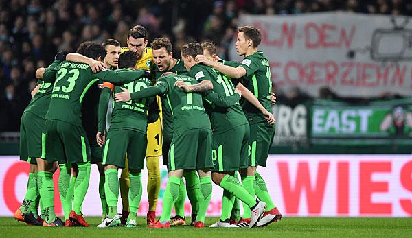 SV Werder Bremen gegen den Hamburger SV im LIVETICKER auf spox.com.