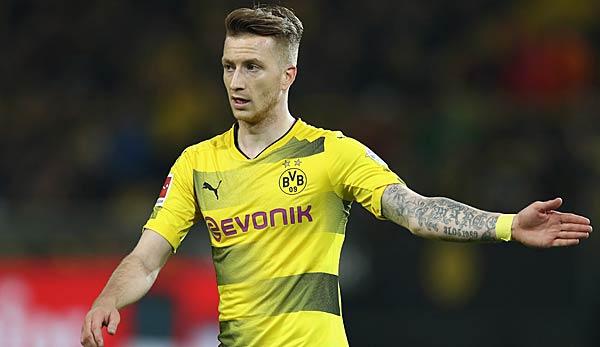 Bundesliga: Dortmund gewinnt gegen Frankfurt