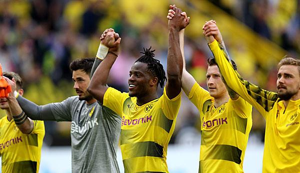 Dortmund Restprogramm