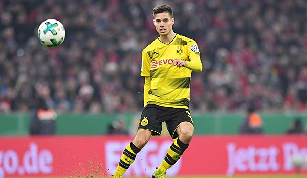 Manchester City hat offenbar Interesse an Dortmunds Julian Weigl.