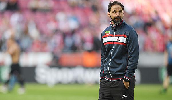 1 Fc Köln Trennt Sich Im Sommer Ligenunabhängig Von Trainer Stefan