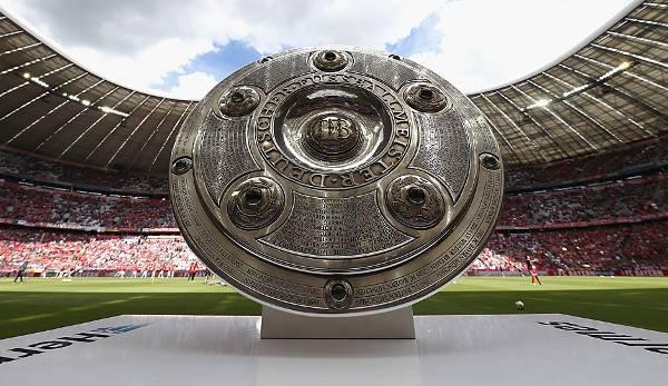 Alle Bundesliga Meister