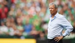 Offiziell! Lucien Favre wird neuer Trainer des BVB