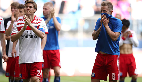 Wer Ist Abgestiegen Bundesliga