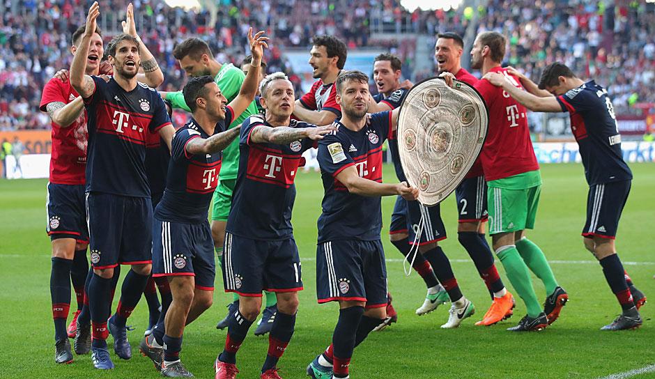 Fc Bayern Spielergebnisse