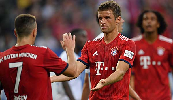 Bundesliga Fc Bayern Gegen Hoffenheim Heute Im Liveticker