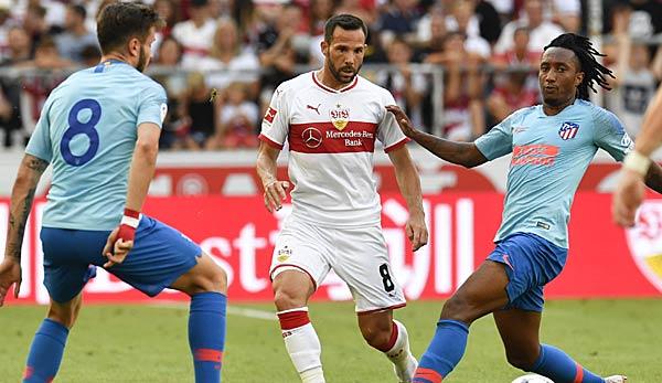 Bundesliga Testspiele Stuttgart Holt Remis Gegen Atletico Schalke
