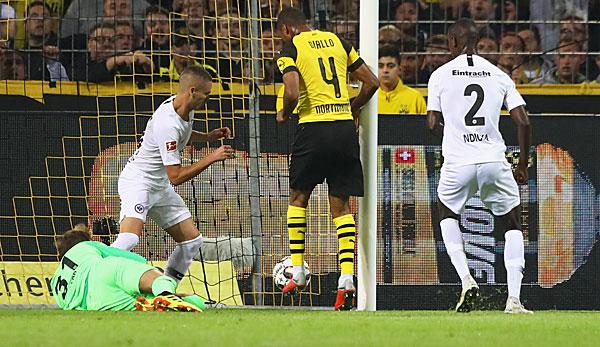 Eintracht Frankfurt Gegen BoruГџia Dortmund