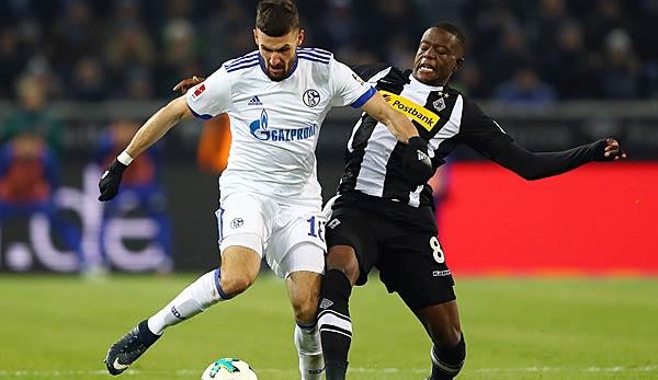 Gladbach Schalke Tore