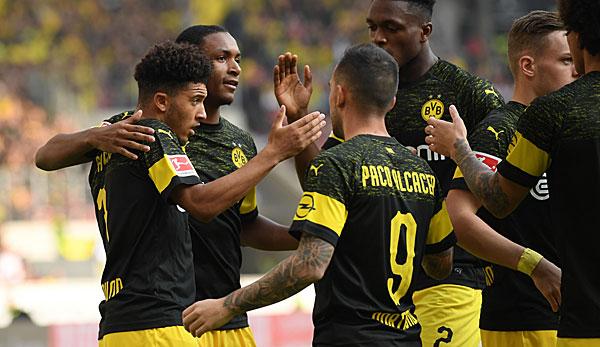 Dortmund Stuttgart Live Ticker