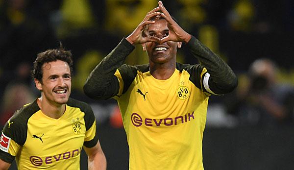 BVB: Manuel Akanji von Borussia Dortmund brilliert im Kopfrechnen