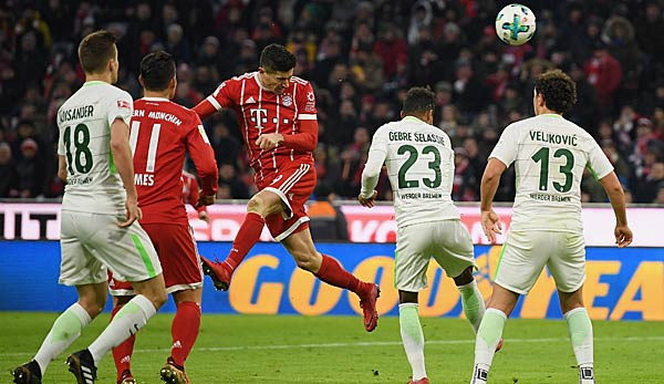 Bayern Bremen Free Tv