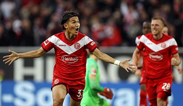 Fortuna Düsseldorf Gegen Fsv Mainz 05 Heute Live Im Tv Livestream