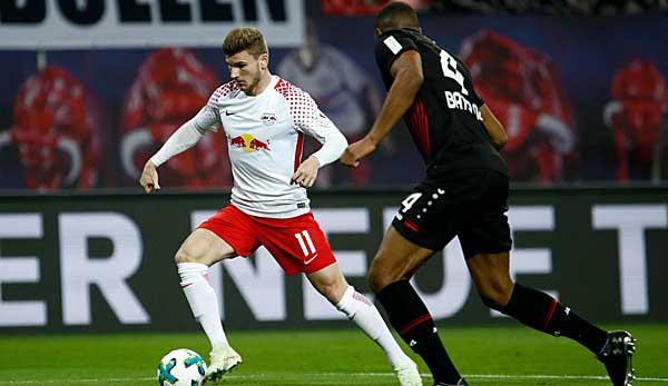 RB Leipzig gegen Bayer Leverkusen heute im LIVE-TICKER - Bundesliga mit RBL und B04