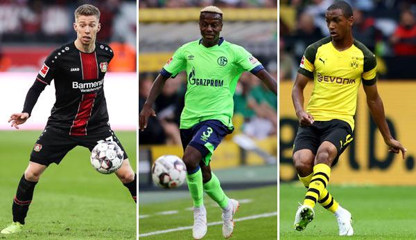 Bundesliga: User-Voting: Wer ist der beste Abwehr-Neuzugang der Liga?